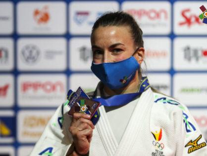 Charline médaillée de bronze à l'Euro de Prague !
